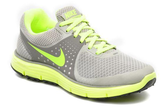 Nike wmns nike lunarswift+ 4 grau