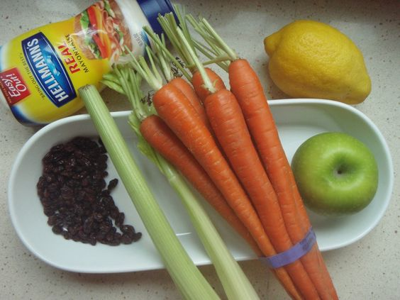 Cook with Claire: Old-Fashioned Carrot Salad