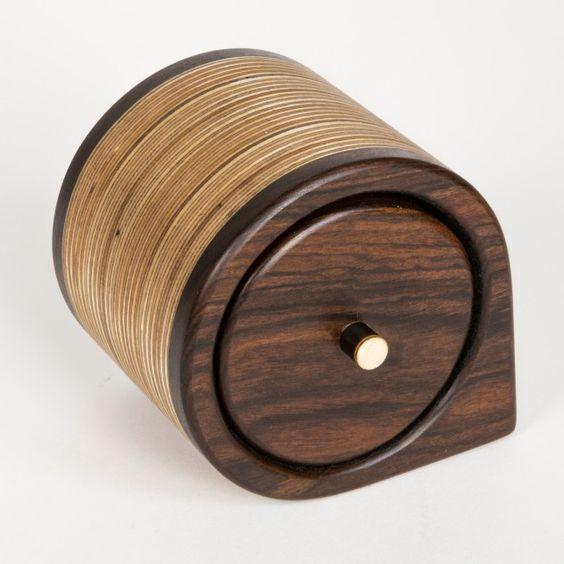 making a cracked bandsaw box