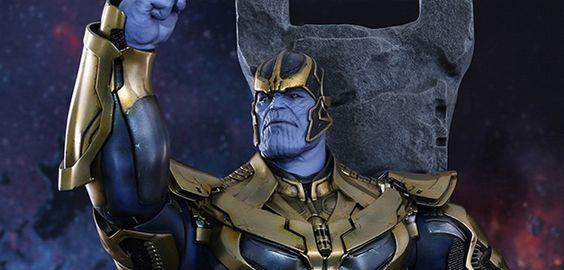 Conheça Thanos - o vilão que conecta todo o universo cinemático da Marvel nos cinemas