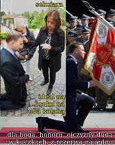 http://www.niedziela.pl/artykul/21090/Prezydent-w-niebezpieczenstwie  trzeba się modlić za Ojczyznę i Prezydenta  o opiekę Opatrzności Bożej, aby czuwała nad jego bezpieczeństwem,    http://sowa.quicksnake.es/Wesoly-Balet-Socpolonesa/Dia-del-soldado-polaco  Duda z mamy Milewskiej po generale Milewskim (sekretarz KC PZPR), Duda z Katowic (czasowo w Gdańsku), Duda-Gwiazda, po ślubie cywilnym z żydokomunistą Gwiazdą: