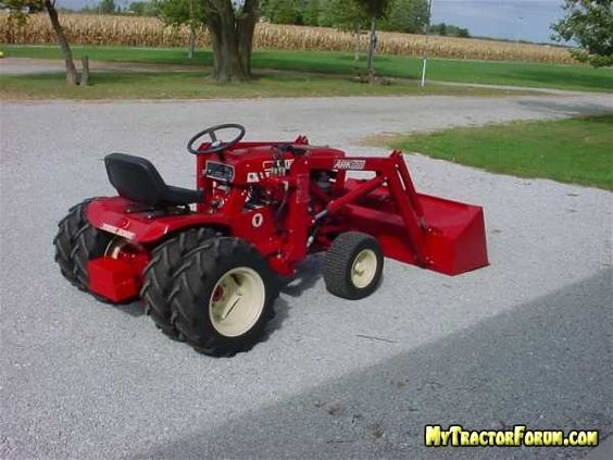 Dual Wheels For Tractors : Lawn tractor dual wheels http mytractorforum