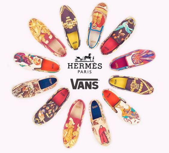 hermes inspired vans