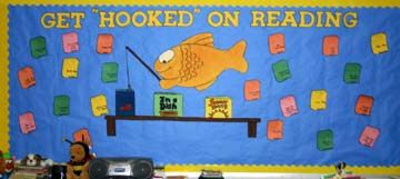 Get hooked on reading