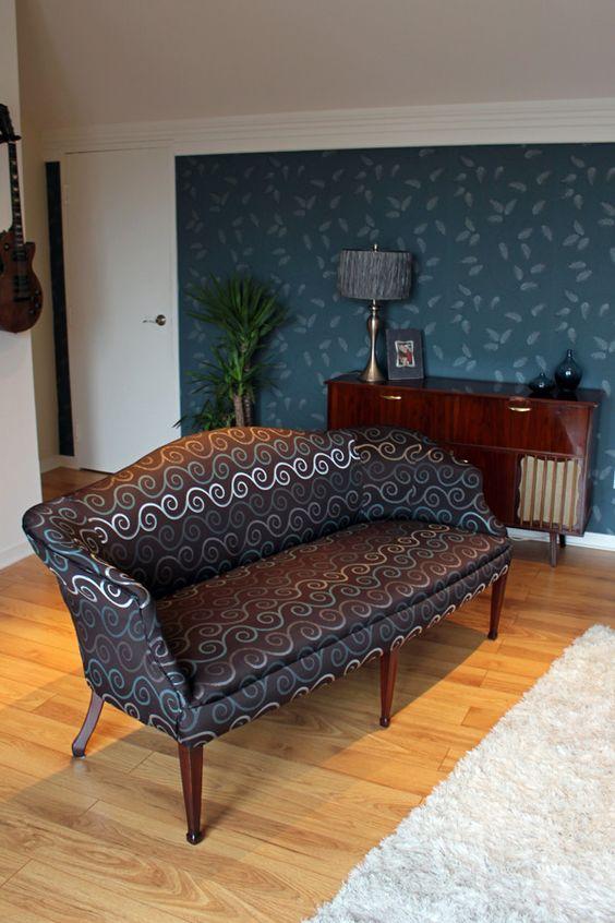 Comment photos and canap s on pinterest for Comment restaurer un fauteuil
