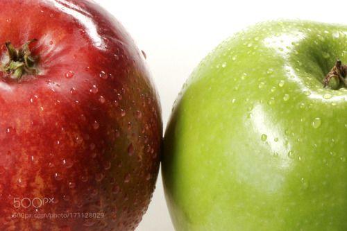Äpfel Apples by RalfKallmeyer  IFTTT 500px