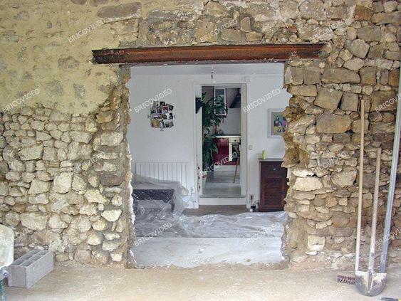 Casser Un Mur Porteur  Dco    Rnovation Exemple Et Mur