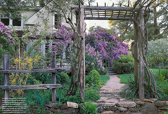 English country gardens english country decor and house for Country garden ideas for small gardens