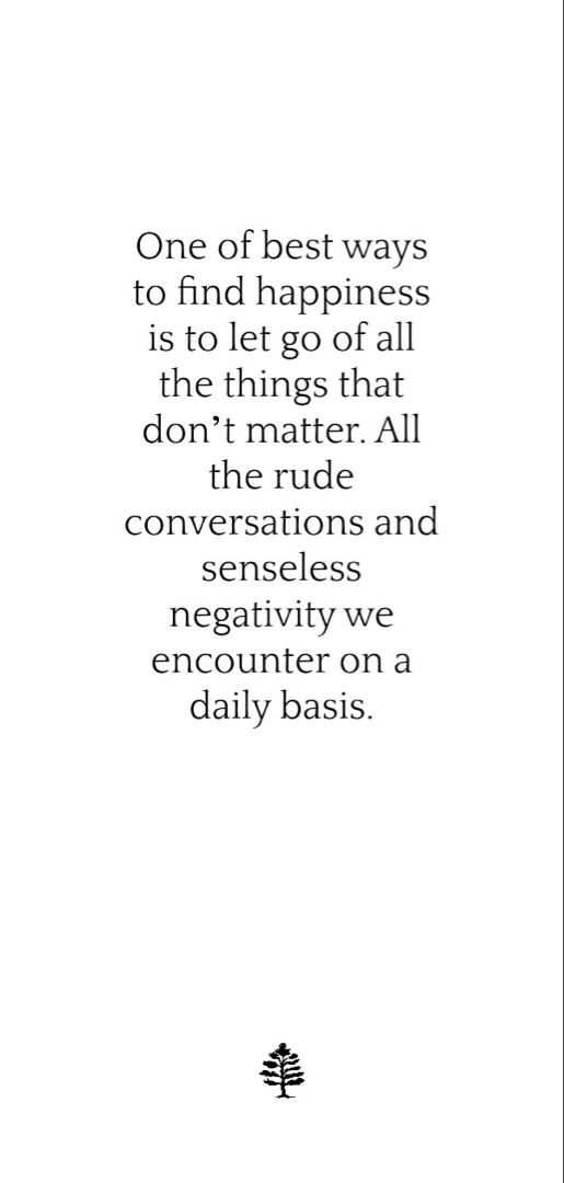 Quotes About Letting Go Of Negativity