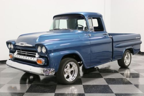 1958 Chevrolet Apache Pickup Truck 350 V8 Crate Automatic Classic