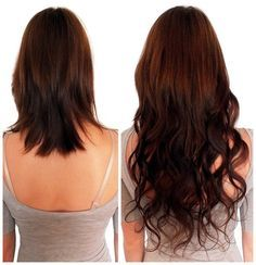 If you have a thin and thick hair, then hair extension can help you have the long and soft fashion hair quickly,20 kinds of color you can choose,and there are many ways you can try fo length hair!Come with #Besthairbuy !