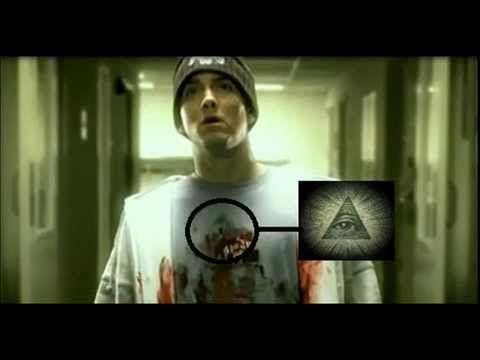 Resultado de imagen para eminem illuminati