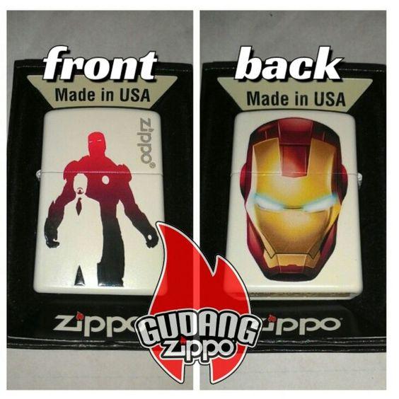 Zippo ironman #zippo #zippocustom #gudangzippo #ironman #tonystark #marvel Instagram : @gudangzippo