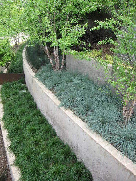 Garten Am Hang Gestalten Ideen Wie Man Die Hanglage Nutzen - garageneinfahrt am hang