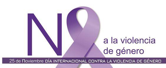 25N Día Internacional Contra la Violencia de Género. NO TE CALLES, DENUNCIA.  http://eecsabogados.wordpress.com/2013/11/24/25n-dia-internacional-contra-la-violencia-de-genero/