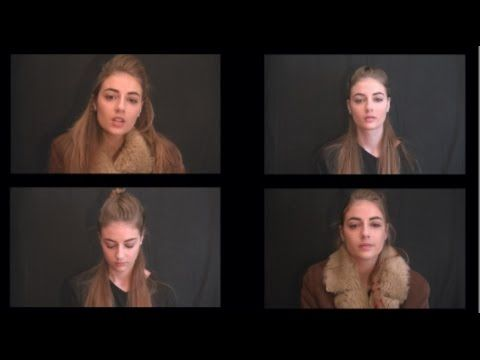 VIKINGS - If I Had a Heart | Fever Ray | Cover by Aries - YouTube