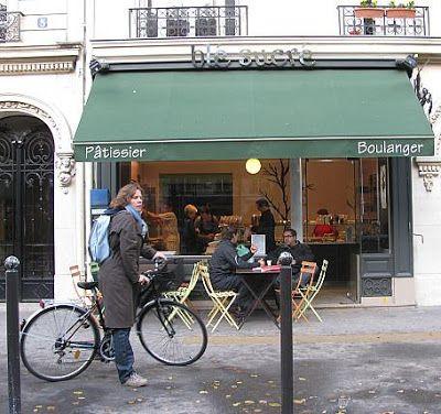 paris breakfasts: Blé Sucré