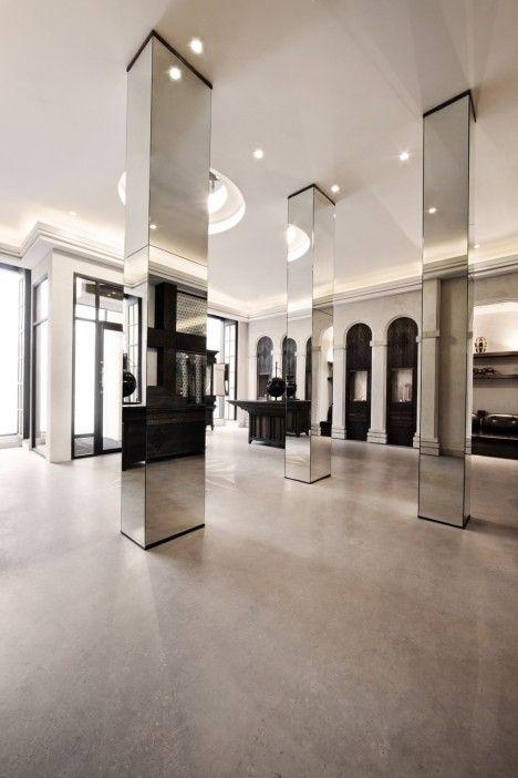 Shamballa jewels copenhagen retail pinterest be - Pillars design in interiors ...