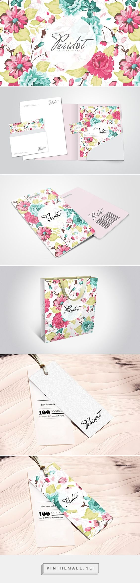 Peridot | Cloth Brand Italy on Behance | Fivestar Branding – Design and Branding Agency & Inspiration Gallery