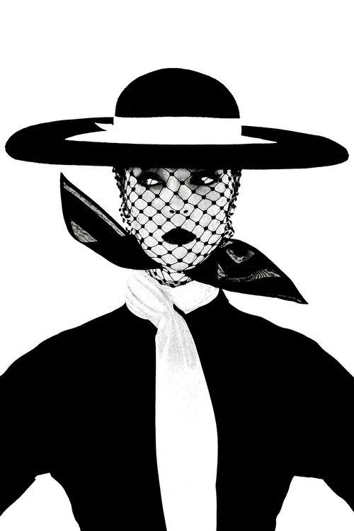 Jean Patchett by Irving Penn | Vogue April 1950.
