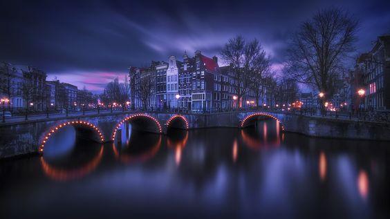 Photo Always Amsterdam by Iván Maigua on 500px