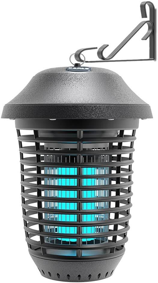 Kps Electric Bug Zappers New Upgrade With Free Hanger 40w Outdoor Pest Control Lantern For Mosquito Bug Zappers Electric Bug Mosquito Traps