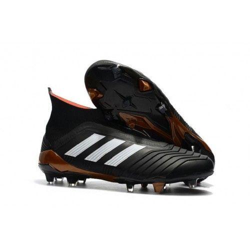 Adidas Predator 18 FG Laceless Football