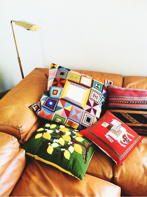 I want all the pillows.