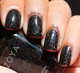 The Manicure Diary: Zoya Storm.
