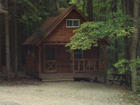 evergreen trails campground in angelica new york
