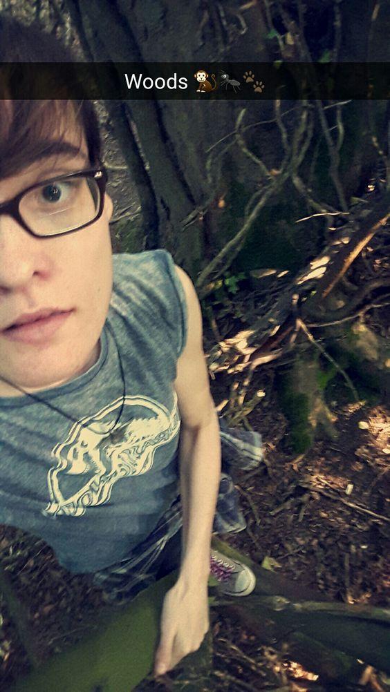 I 💚 woods.