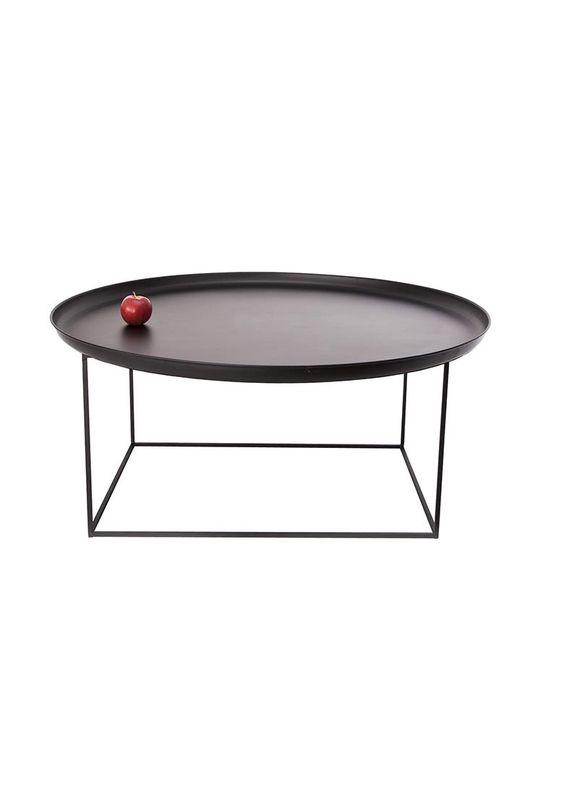 Stolik Duke - pomocniczy stolik w loftowej stylizacji od NORR11. Galeria.
