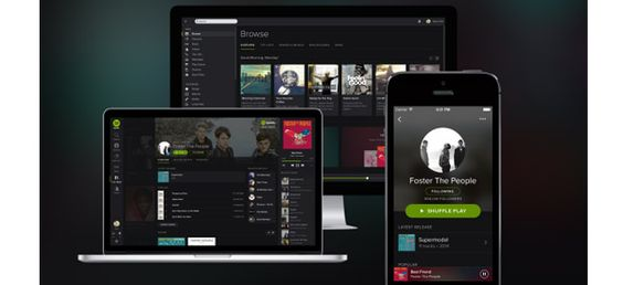 Sprint partners with Spotify