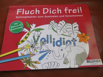 sunshine's kleine Welt : Malbuch für Erwachsene, Fluch dich frei !