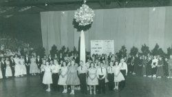 Maypole!  Next week we celebrate May Day in all my classes 1st - 5th grade =)