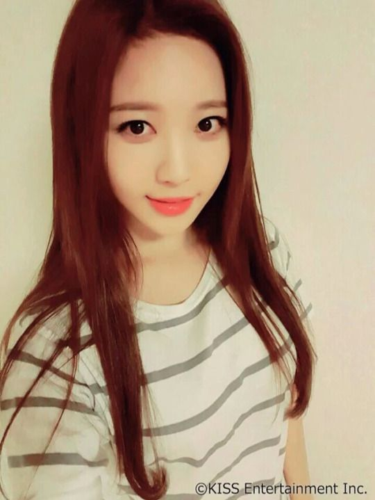 #Yura #GIRLSDAY #selca