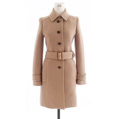 Double-cloth slim trench