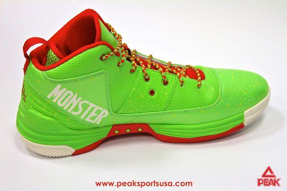 """PEAK MONSTER """"WINE BOTTLE"""" XMAS PACK  http://wp.me/p59jfm-6k  #SneakerGazer #GeorgeHill"""