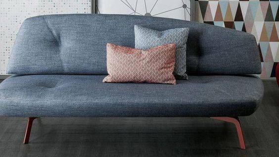 Canapconvertible Canapconvertible4places Canapconvertibleconforama Canapconvertiblecouchagequotin Canapconvert In 2020 Fabric Sofa Bed Sofa Bed Design Sofa Design
