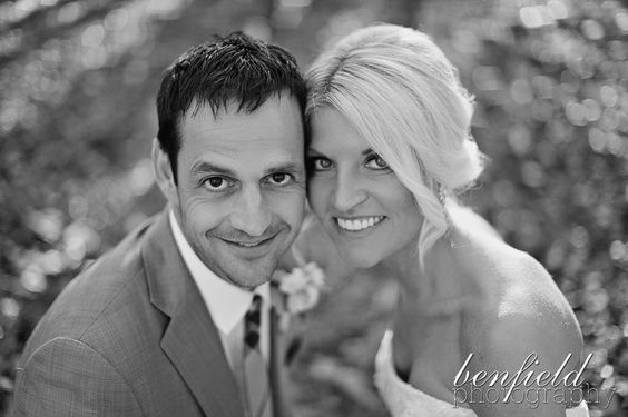 Benfield Photography Blog: Candace and Tim's Wedding Portraits