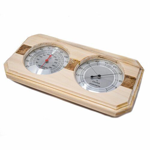 New Wall Mounted Pine Wood Thermometer Or Hygrometer By Aleko Patio Garden Furniture 26 99 Topprettystyles In 2020 Hygrometer Gas Firepit Pine Wood