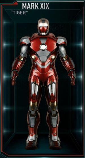 IM Armor Mark XIX