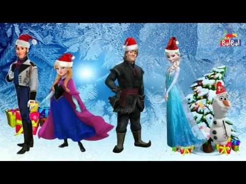 Finger Family Collection 139 | Pocoyo-Christmas Teletubbies Christmas CA...