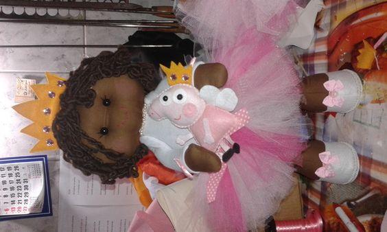 boneca personalizada