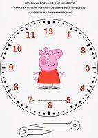 Comeimpararea leggere l'orologio? Comeinsegna...