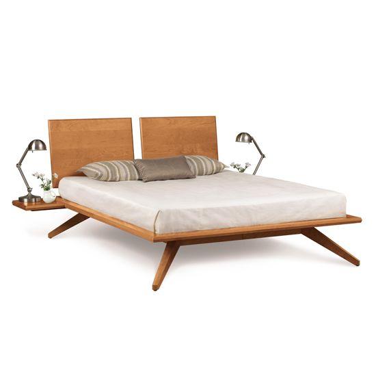 Astrid Queen Bed- Copenhagen