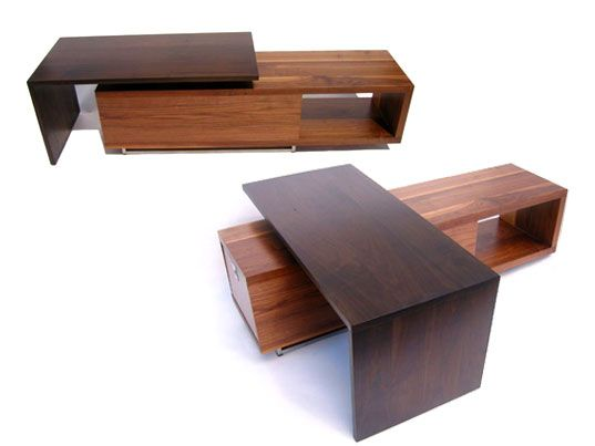 MEBEL FURNITURE: LUBLIN PIVOT TABLE   Inhabitat - Sustainable Design Innovation, Eco Architecture, Green Building