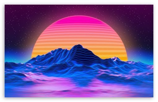 Sun Ultra Hd Desktop Background Wallpaper For 4k Uhd Tv Widescreen Ultrawide Desktop In 2020 Desktop Wallpaper Art Aesthetic Desktop Wallpaper Vaporwave Wallpaper