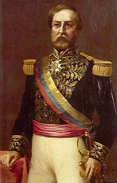 José Hilario López. Presidente de Colombia.