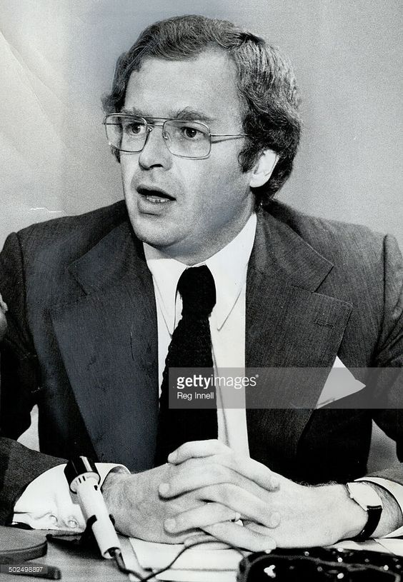 Jim Peterson, a young Toronto lawyer in 1974, a key figure in Baryshnikov's defection. Later, a Canadian politician and Minister of International Trade, a Doctor of Civil Law from McGill University, a Master of Laws from Columbia University, and a Bachelor of Arts and a Bachelor of Laws from the University of Western Ontario.